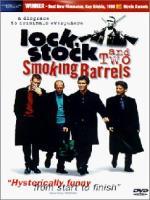 Постер к фильму Карты, деньги и два ствола / Lock, Stock and Two Smoking Barrels (1998)