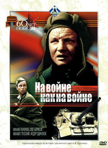Постер к фильму На войне как на войне (1968)